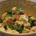 洋風炒り豆腐(寒い季節の豆腐料理に)