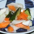 野菜の甘酢漬(はなまるマーケットから)