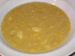 中華コーンスープ &ごぼうのスープ